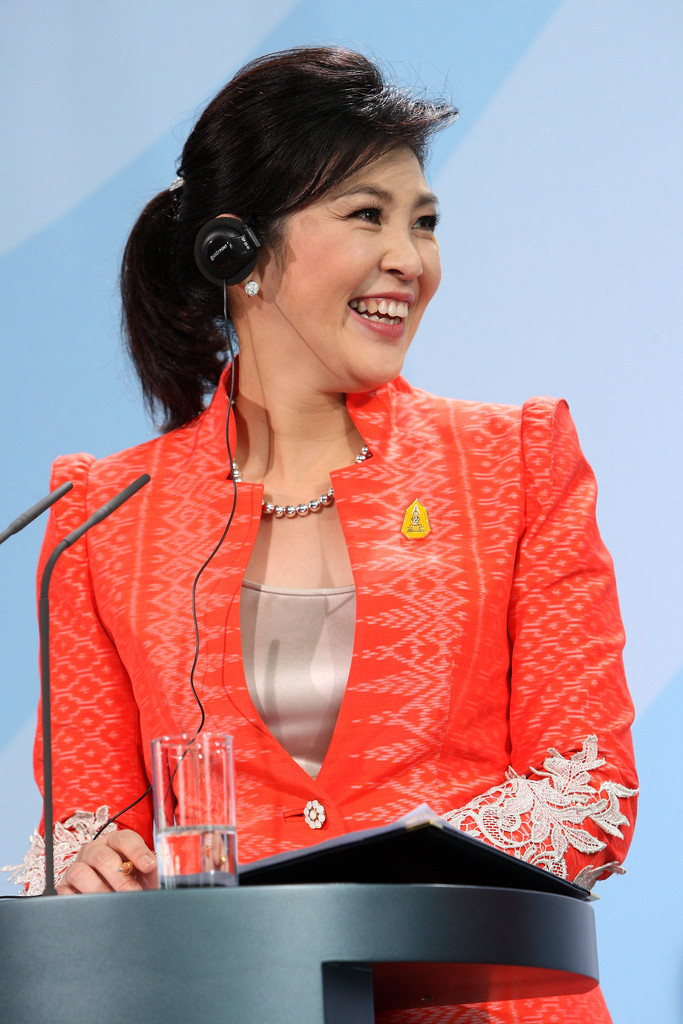 yingluck shinawatra photos photos