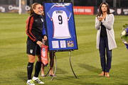 Mia Hamm Photos Photo