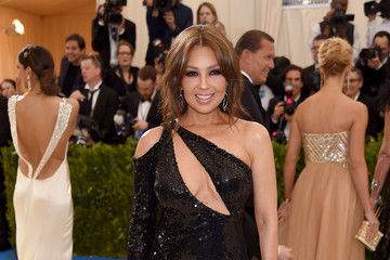 "Thalia ""Rei Kawakubo/Comme des Garcons: Art of the In-Between"" Costume Institute Gala - Arrivals"
