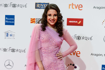 Thalia 23rd Jose Maria Forque Awards - Red Carpet