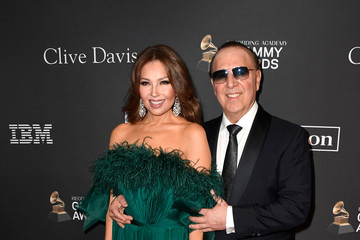Thalia Pre-GRAMMY Gala And GRAMMY Salute To Industry Icons Honoring Clarence Avant – Arrivals