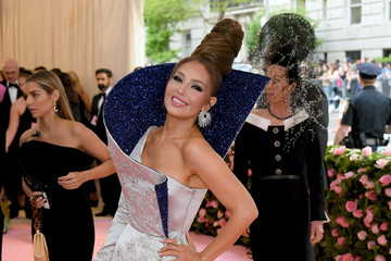 Thalia The 2019 Met Gala Celebrating Camp: Notes On Fashion - Arrivals