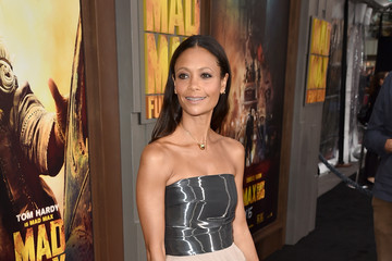 Thandie Newton Premiere Of Warner Bros. Pictures' 'Mad Max: Fury Road' - Red Carpet