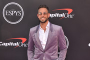 Zachary Levi attends The 2019 ESPYs at Microsoft Theater on July 10, 2019 in Los Angeles, California.