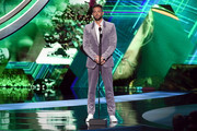 Zachary Levi speaks onstage during The 2019 ESPYs at Microsoft Theater on July 10, 2019 in Los Angeles, California.