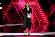 Sandra Bullock speaks onstage during The 2019 ESPYs at Microsoft Theater on July 10, 2019 in Los Angeles, California.