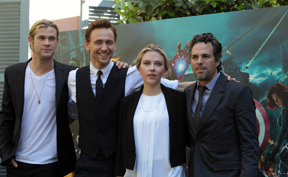 Scarlett and Her Boys