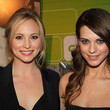 Lyndsy Fonseca Candice Accola Photos