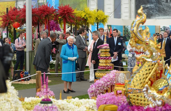 The Chelsea Flower Show