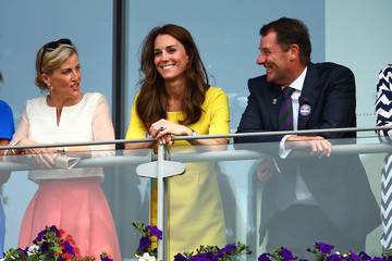 The Countess of Wessex Day Ten: The Championships - Wimbledon 2016