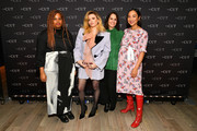 New York Magazine's The Cut Features Writer Allison Davis, Actor Natasha Lyonne, President and Editor-in-Chief of New York Magazine's The Cut, Stella Bugbee and Actor Greta Lee attend The Cut's How I Get It Done at 1 Hotel Brooklyn Bridge on March 4, 2019 in Brooklyn, New York.