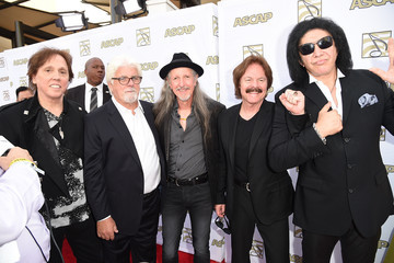 The Doobie Brothers 32nd Annual ASCAP Pop Music Awards - Red Carpet