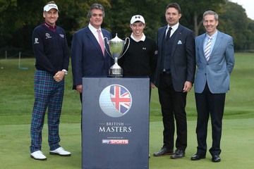 The Duke of Bedford British Masters - Day Four