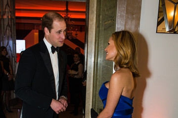 The Duke of Cambridge The Duke of Cambridge Attends the Tusk Conservation Awards