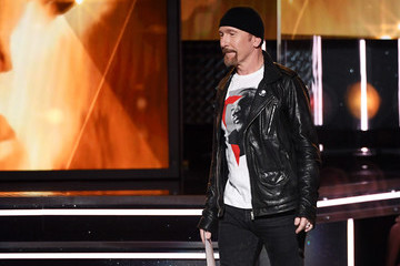 The Edge 60th Annual GRAMMY Awards - Show