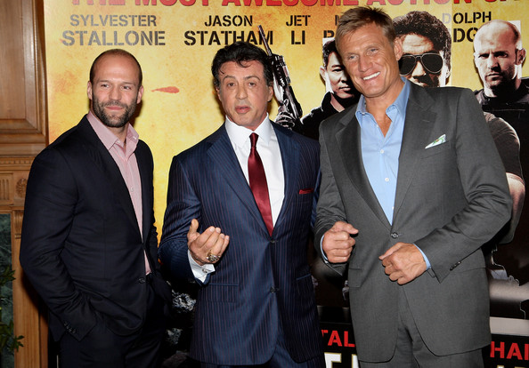 The Expendables - Photocall