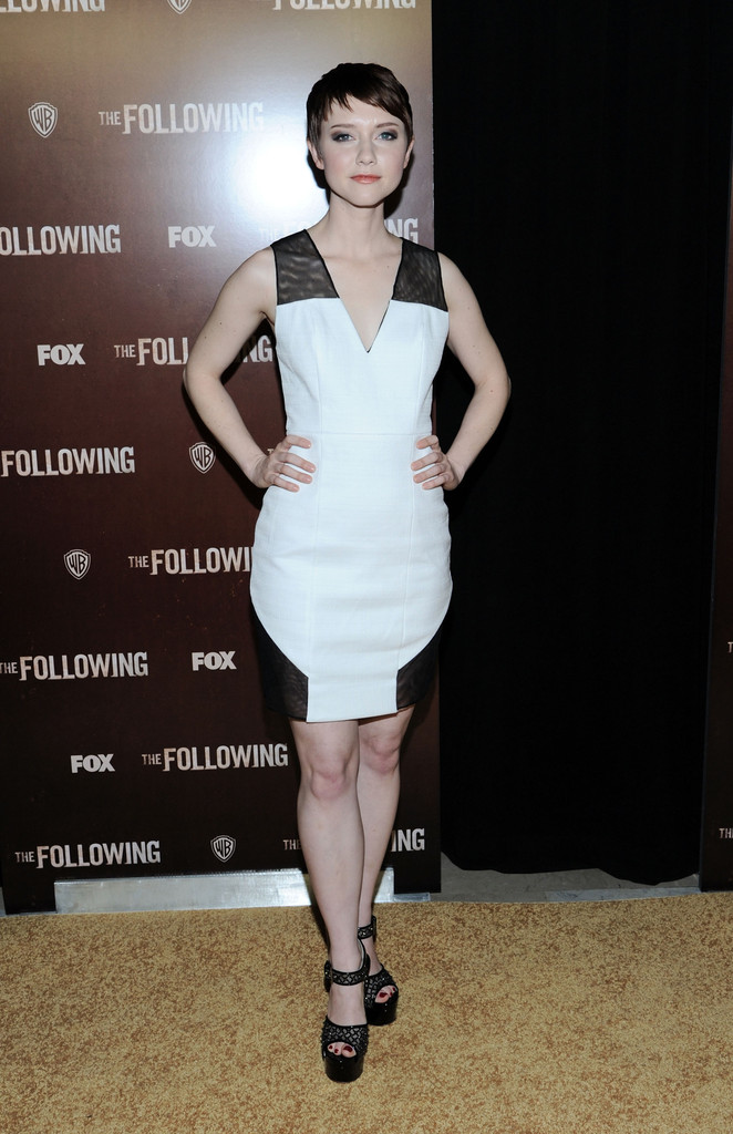 Valorie Curry Photos Quot The Following Quot World Premiere