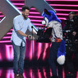 Joel McHale Sonic Fox Photos
