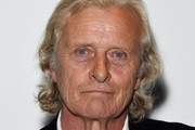 """Rutger Hauer attends a photocall for """"The Last Kingdom"""" at Charlotte Street Hotel on September 8, 2015 in London, England."""