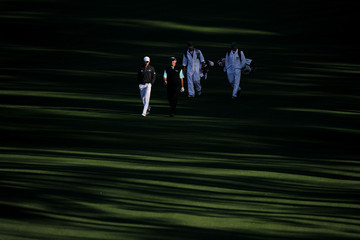 Eric Meller The Masters - Round One