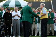 Gary Player and William Porter Payne Photos Photo