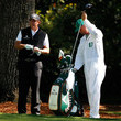Phil Mickelson and Jim MacKay Photos