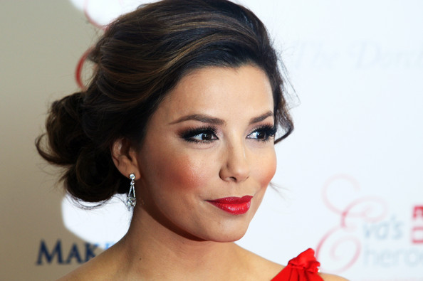 Eva longoria parker prom hairstyle ideas 2010 celebrity prom evalongoriaparker in the noble gift gala arrivals urmus Choice Image