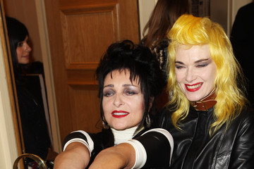 Siouxsie Sioux The Q Awards 2011 - Press Room