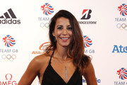 Shelley Rudman attends The Team GB Ball 2018 held at The Royal Horticultural Halls on September 13, 2018 in London, England.