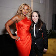 Ellen Page and Mary J. Blige Photos