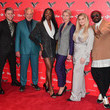 will.i.am and Sir Tom Jones Photos