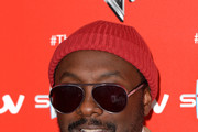 Will.i.am attends The Voice UK 2019 photocall at The Soho Hotel on December 16, 2019 in London, England.