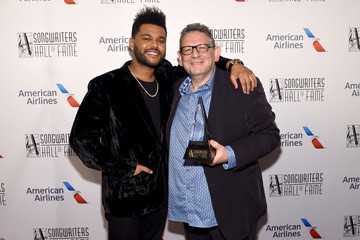 The Weeknd Songwriters Hall Of Fame 49th Annual Induction And Awards Dinner - Backstage