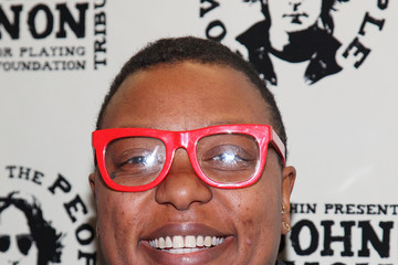 Meshell Ndegeocello Theatre Within's 30th Annual John Lennon Tribute Concert Benefitting The Playing For Change Foundation - Backstage