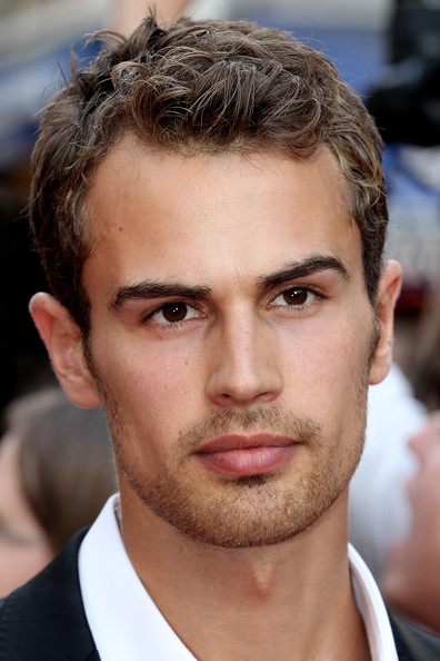 Theo James Theo James attends the world film premiere of The    Theo James
