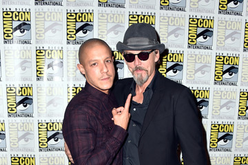Theo Rossi Tommy Flanagan 'Sons of Anarchy' Press Line at Comic-Con