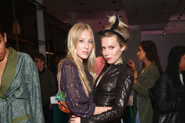 Theodora Richards Burberry Celebrates the Launch of the DK88 Bag, Hosted by Chief Executive and Chief Creative Officer Christopher Bailey