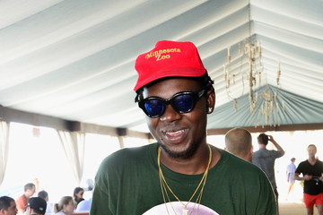 Theophilus London Day Five of Art Basel At Soho Beach House