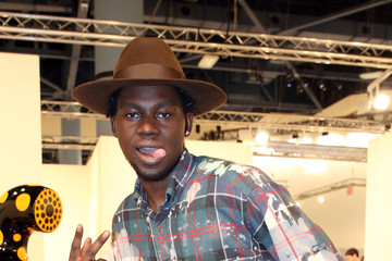 Theophilus London Art Basel Miami Beach: Day 3