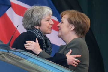 Theresa May European Best Pictures Of The Day - April 09, 2019