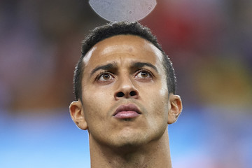 Thiago Alcantara Spain v Costa Rica - International Friendly