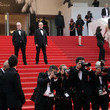 """Thierry Fremaux """"Les Intranquilles (The Restless)"""" Red Carpet - The 74th Annual Cannes Film Festival"""