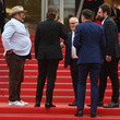 """Thierry Fremaux """"Nitram"""" Red Carpet - The 74th Annual Cannes Film Festival"""