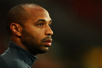 Thierry Henry Belgium v Gibraltar - FIFA 2018 World Cup Qualifier