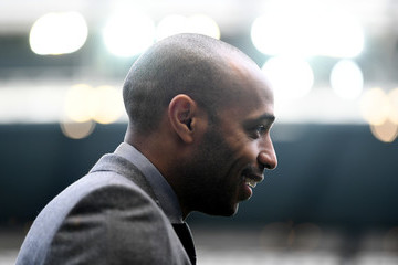 Thierry Henry Manchester City v Manchester United - Premier League