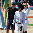 Thierry Rozier 10th International Monte-Carlo Jumping - Longines Global Champions Tour of Monaco Day One