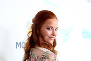 Actress Amy Paffrath attends the Thirst Project's 8th Annual thirst Gala at Beverly Hills Hotel on April 18, 2017 in Beverly Hills, California.