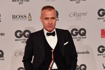 Thom Browne Show - GQ Men of the Year Award 2017