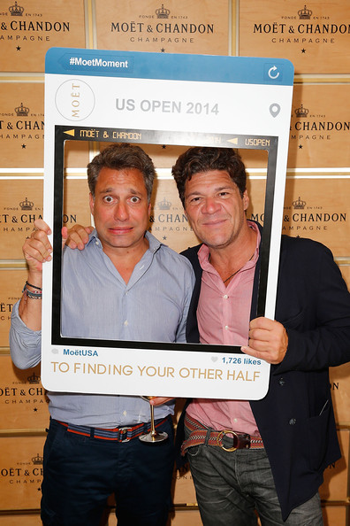 The Moet & Chandon Suite At The 2014 US Open - September 4