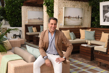 Thom Filicia The AD Oasis @ The James Royal Palm Hotel - December 6, 2014